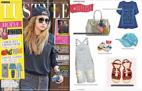 Lanapo Sandals on Ty Style magazine