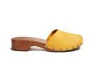 Zoccolo giallo Nabuk